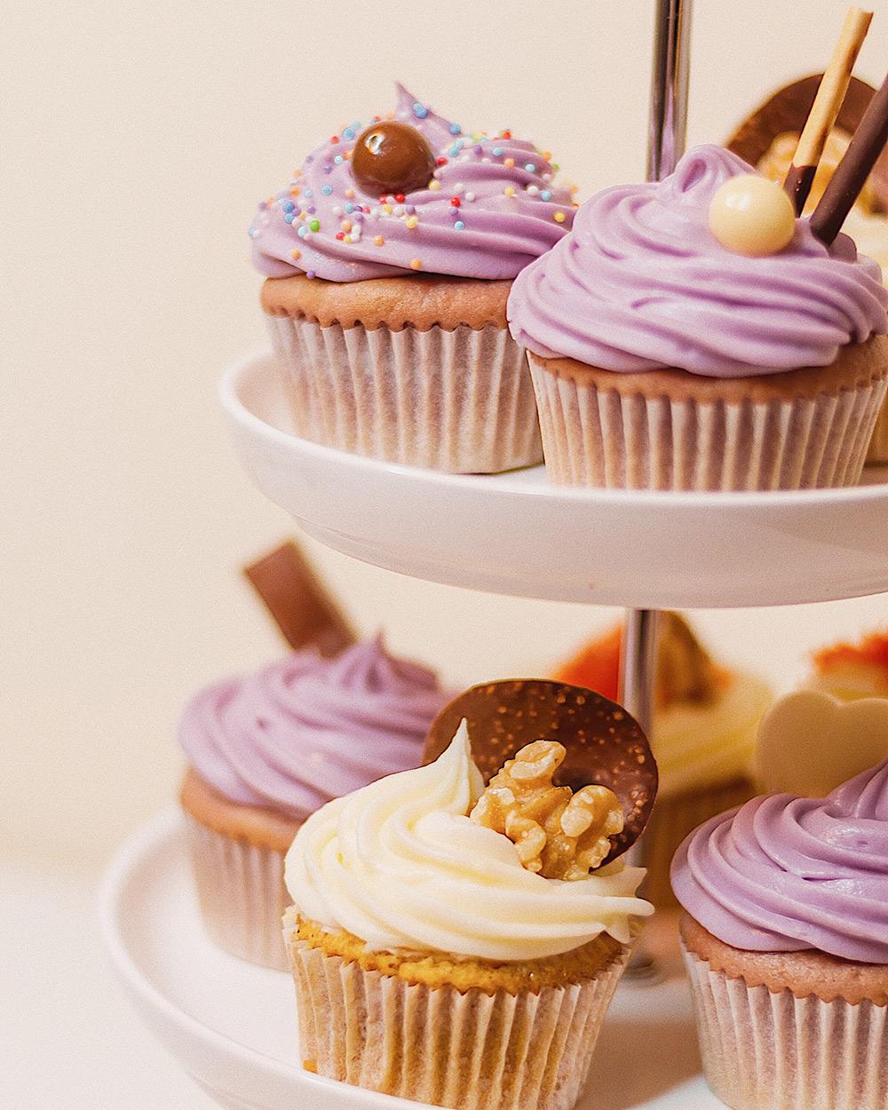 Catering Mini Cupcakes Maikai