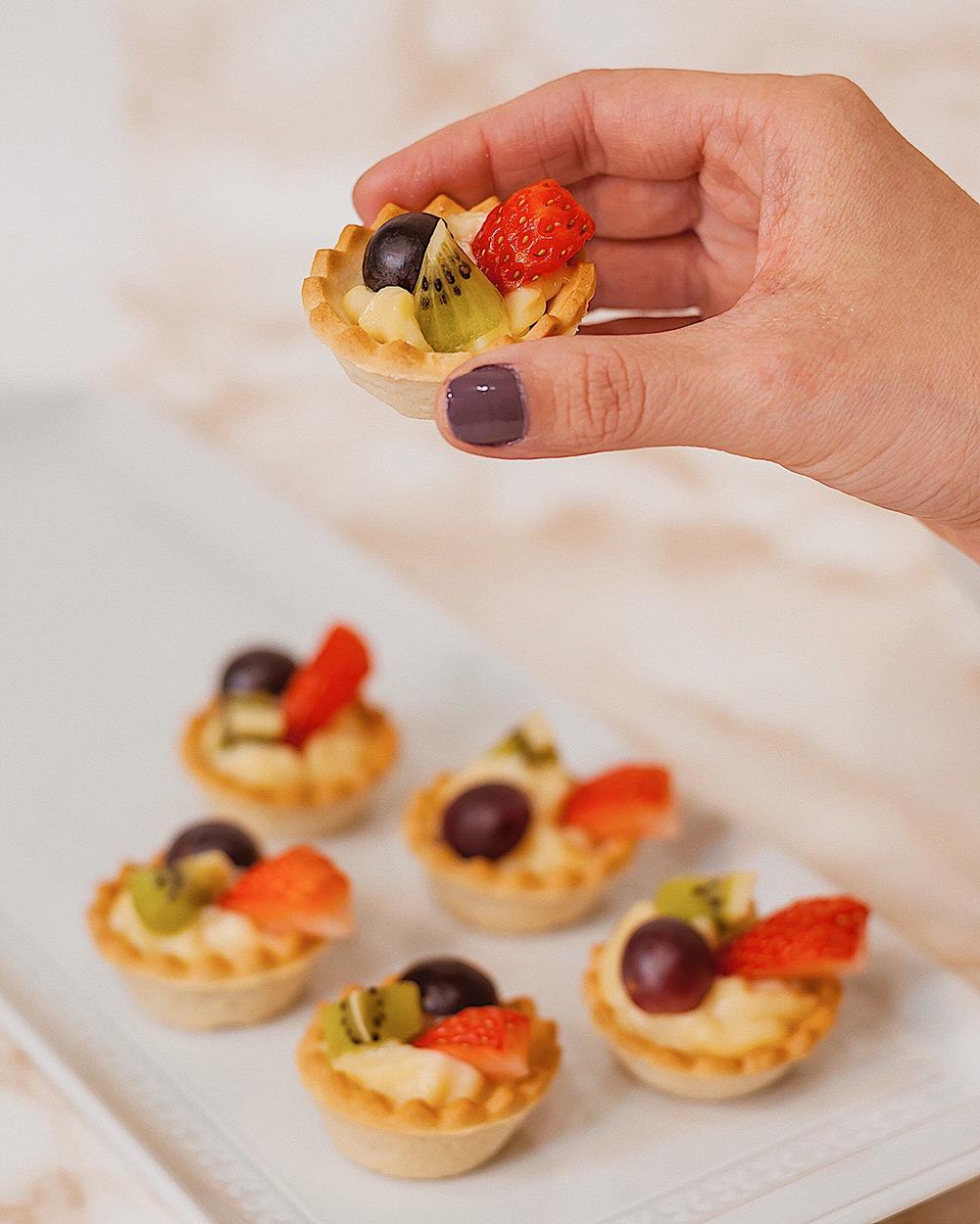 Catering Mini Tartaletas Maikai