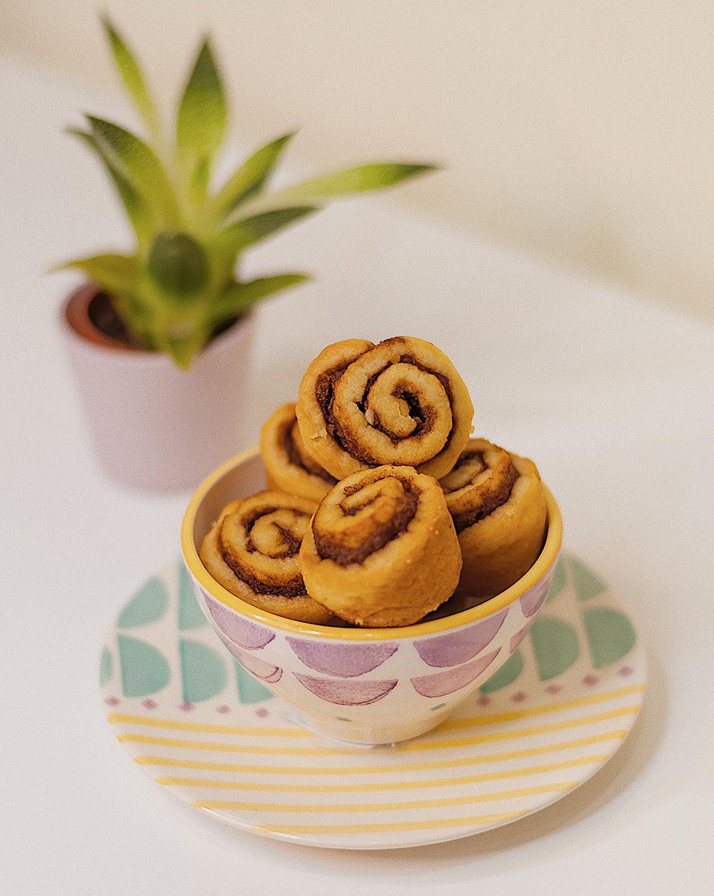 Postres Cinamon-rolls